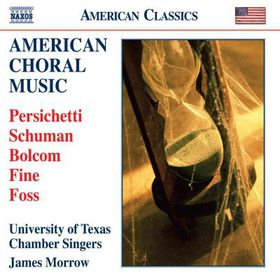 Cd - American Choral Music (CD)