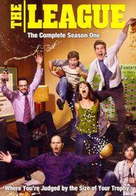 League Season 1 - (Region 1 Import DVD)