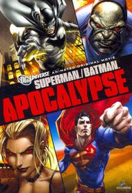 Superman/Batman:Apocalypse - (Region 1 Import DVD)