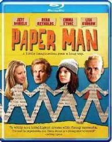 Paper Man - (Region A Import Blu-ray Disc)