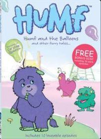 Humf : Humf and Balloons (DVD)