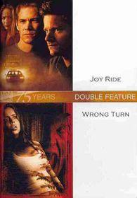 Joy Ride/Wrong Turn - (Region 1 Import DVD)