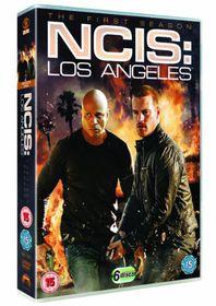 NCIS Los Angeles: Season 1 (DVD)