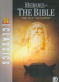 Heroes of the Bible:Old Testament - (Region 1 Import DVD)