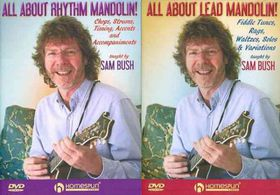 All About Rhythm and Lead Mandolin - (Region 1 Import DVD)