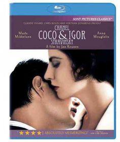 Coco Chanel & Igor Stravinsky - (Region A Import Blu-ray Disc)