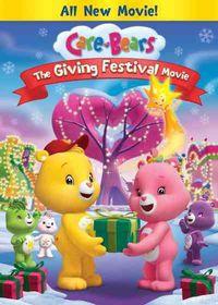 Care Bears:Giving Festival Movie - (Region 1 Import DVD)