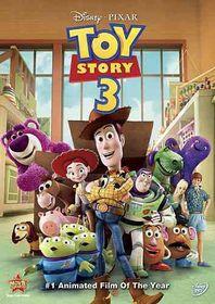Toy Story 3 - (Region 1 Import DVD)