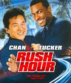Rush Hour - (Region A Import Blu-ray Disc)
