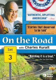 On the Road with Charles Kuralt Set 3 - (Region 1 Import DVD)