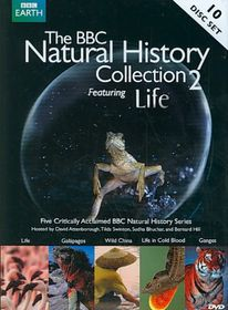 BBC Natural History Collection 2/Life - (Region 1 Import DVD)