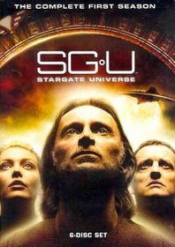 Sgu Stargate Universe:Comp First Ssn - (Region 1 Import DVD)