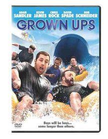 Grown Ups - (Region 1 Import DVD)