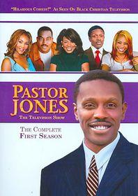 Pastor Jones:Complete First Season - (Region 1 Import DVD)