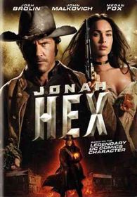 Jonah Hex - (Region 1 Import DVD)