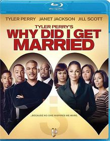 Why Did I Get Married - (Region A Import Blu-ray Disc)