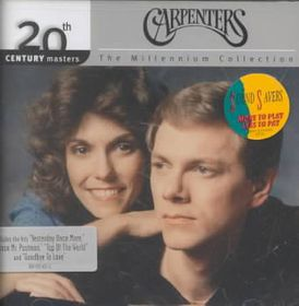 Carpenters - Millennium Collection - Best Of The Carpenters (CD)