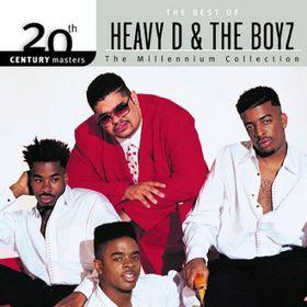 Heavy D & The Boyz - Millennium Collection - Best Of Heavy D & The Boyz (CD)