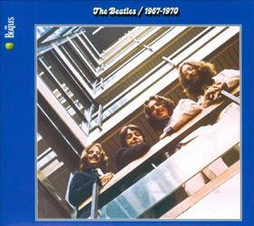 The Beatles - 1967-1970 (Blue Album) (CD)
