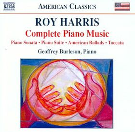 Harris: Complete Piano Music - Complete Piano Music (CD)
