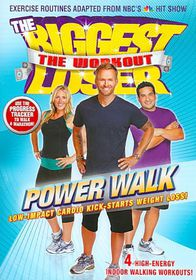 Biggest Loser:Power Walk - (Region 1 Import DVD)