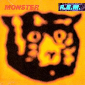 R.E.M. - Monster (CD)
