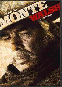 Monte Walsh - (Region 1 Import DVD)