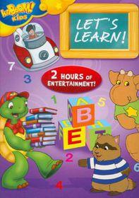 Let's Learn - (Region 1 Import DVD)