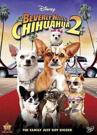 Beverly Hills Chihuahua 2 - (Region 1 Import DVD)