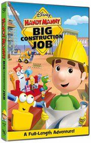 Handy Manny: Big Construction Job (DVD)