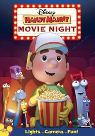 Handy Manny Manny's Movie Night (DVD)