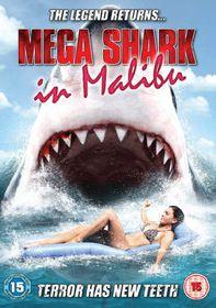 Mega Shark of the Malibu - (Import DVD)