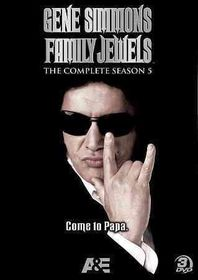Gene Simmons Family Jewels:Season 5 - (Region 1 Import DVD)