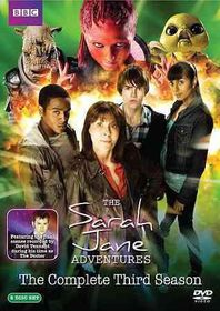 Sarah Jane Adventures:Complete Ssn3 - (Region 1 Import DVD)