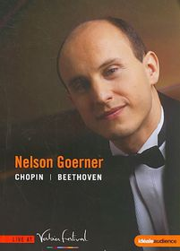 Beethoven/Chopin:Verbier 2009 Piano S - (Region 1 Import DVD)