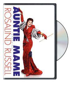 Auntie Mame - (Region 1 Import DVD)