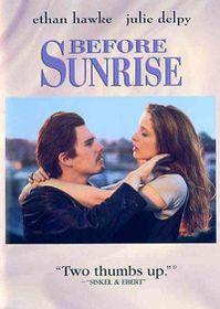 Before Sunrise - (Region 1 Import DVD)