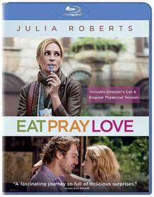 Eat Pray Love - (Region A Import Blu-ray Disc)