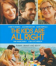 Kids Are All Right - (Region A Import Blu-ray Disc)