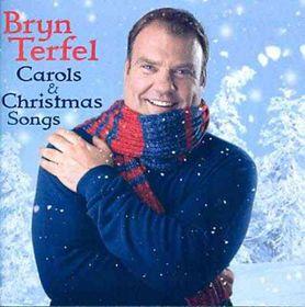 Terfel, Bryn - Carols & Christmas Songs (CD)