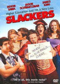 Slackers - (Region 1 Import DVD)