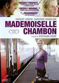 Mademoiselle Chambon - (Region 1 Import DVD)