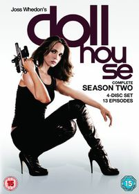 Dollhouse - Series 2 - (Import DVD)