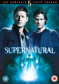 Supernatural - Season 5 - (Import DVD)