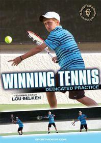 Winning Tennis - Dedicated Practice - (Import DVD)