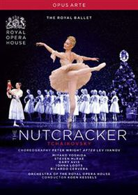 Tchaikovsky - The Nutcracker - (Import DVD)