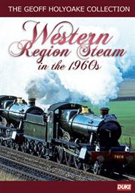 The Geoff Holyoake Collection - Vol. 3: Western Region Steam In The 1960s - (Import DVD)
