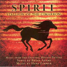 Bryan Adams - Spirit - Stallion Of The Cimarron - Revised (CD)