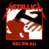 Metallica - Kill 'em All (CD)