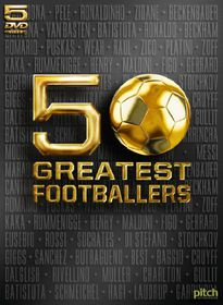 Football's Greatest - 50 Greatest Footballers - (Import DVD)